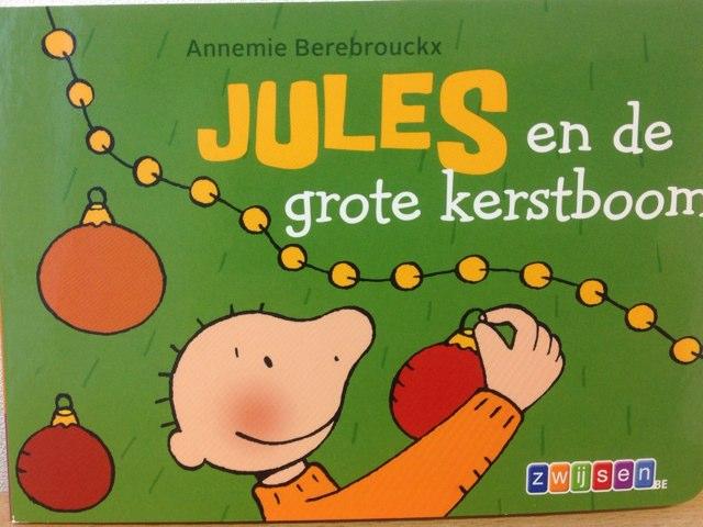 Boekje Jules Kerst by Wilma DeVente