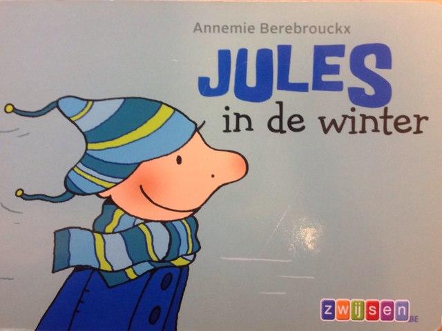 Boekje Jules Winter by Wilma DeVente