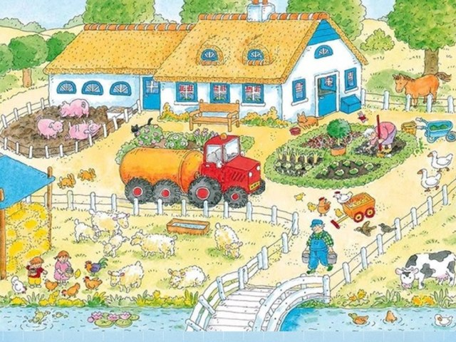 Boerderij by Eve vanEijk