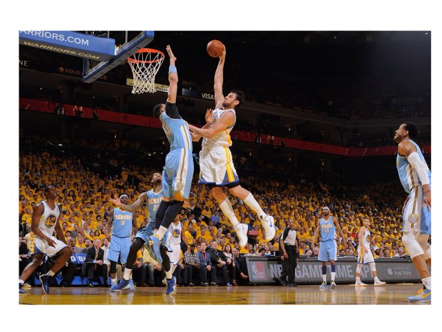 Bogut The Dunker by Carson Leal