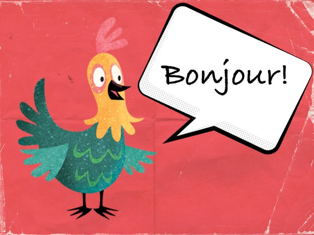 Bonjour! by Classics Davison