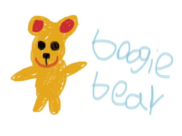 Boogie Bear's English Game: Level 1 by Neve Irvine