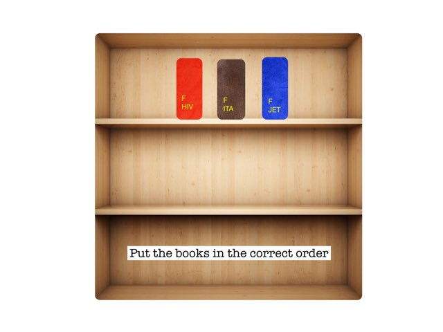 Book Order -- Level B by TSD Library