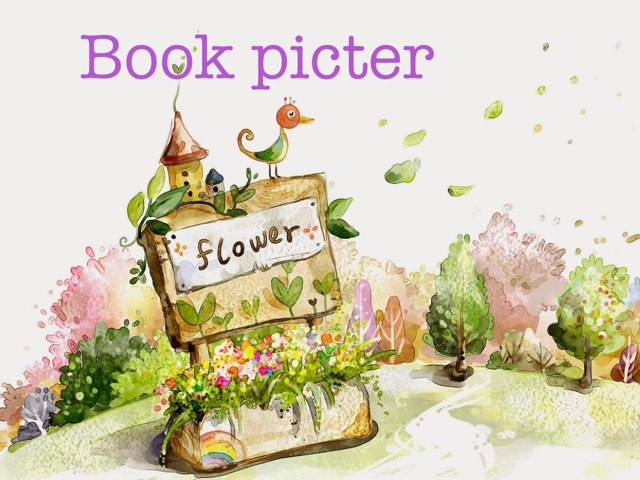 Book Picter by Diea Kurd