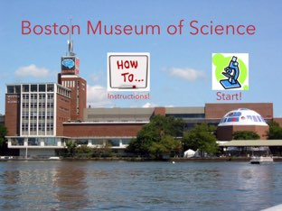 Boston Museum Of Science Trivia And Fun  by Shannon Norquist
