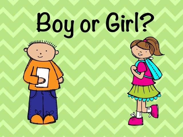 Boy Or Girl? by Karen Souter