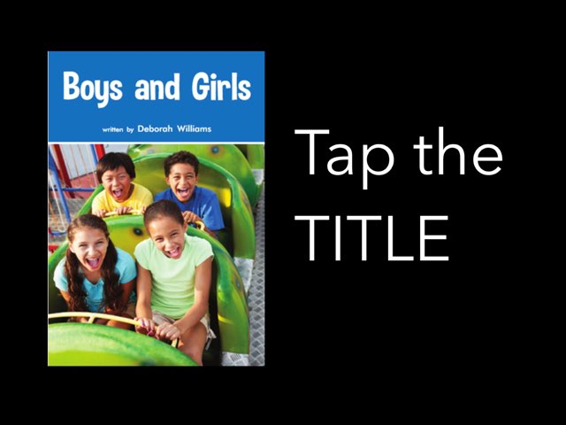 Boys And Girls by TSD Library
