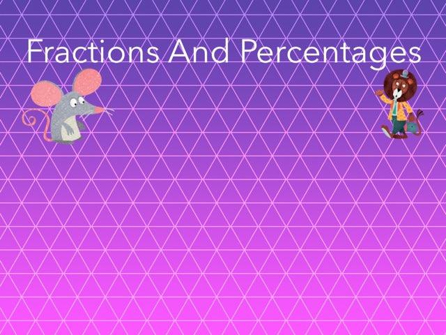 Brandon Percentage Game by Sandford Hill