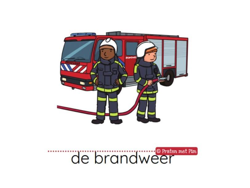 Brandweer-Plaatjes op volgorde zetten by Marijke