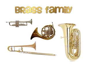 Brass Instruments  by A. DePasquale