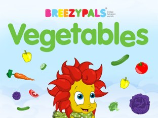 Breezy Pals - Vegetables by Ruly Ayalon