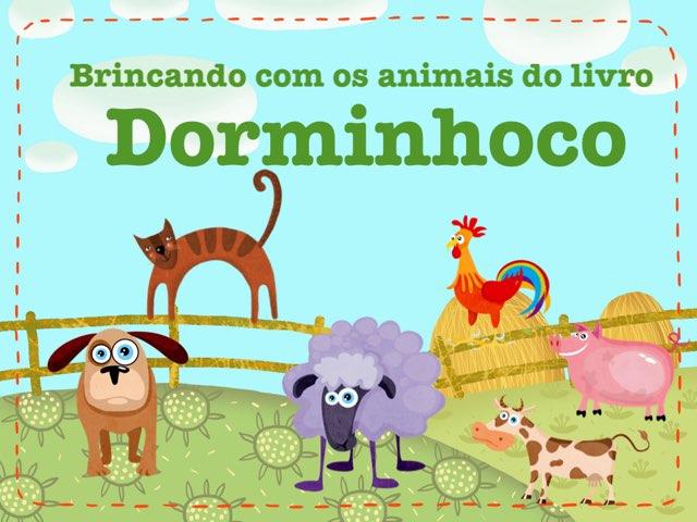 Brincando Com Os Animais by Fernanda Lourenco