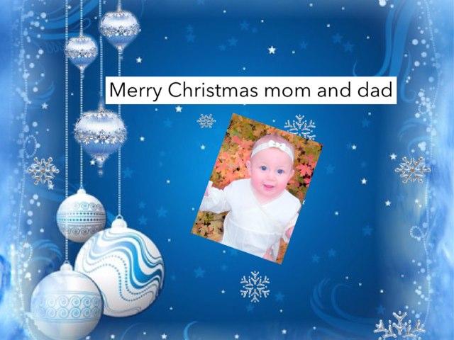 Brinleys Christmas  Card by Mr Torrey