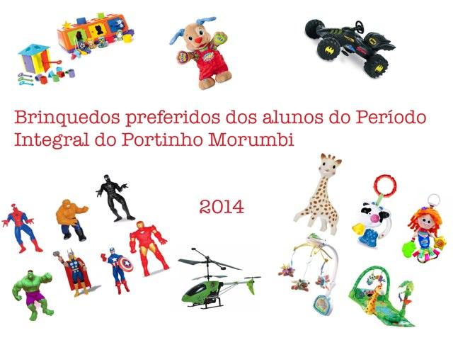 Brinquedos Preferidos by TecEduc Porto