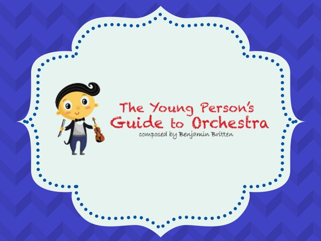 Brittan - Guide To The Orchestra by A. DePasquale
