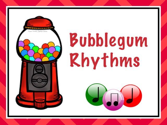 Bubblegum Rhythms by A. DePasquale