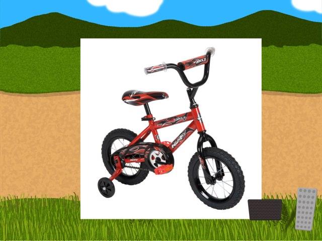 Build-a-Bike by Howard Ginsburg