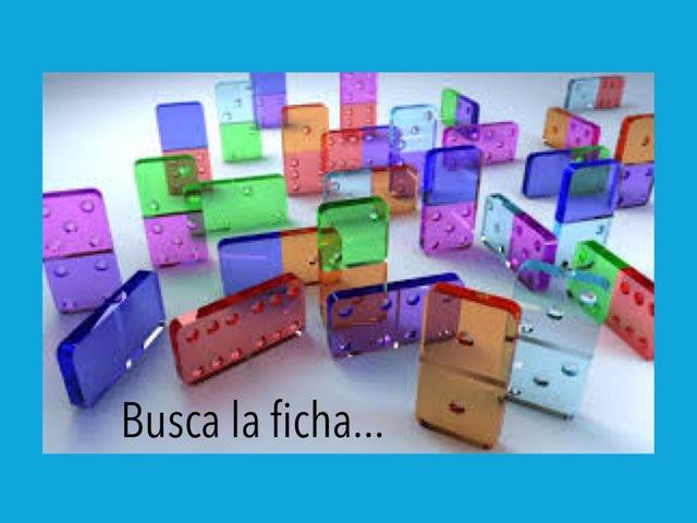 Busca La Ficha... by Zoila Masaveu