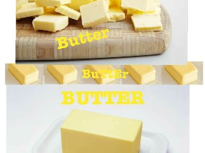 Butter by Oof head