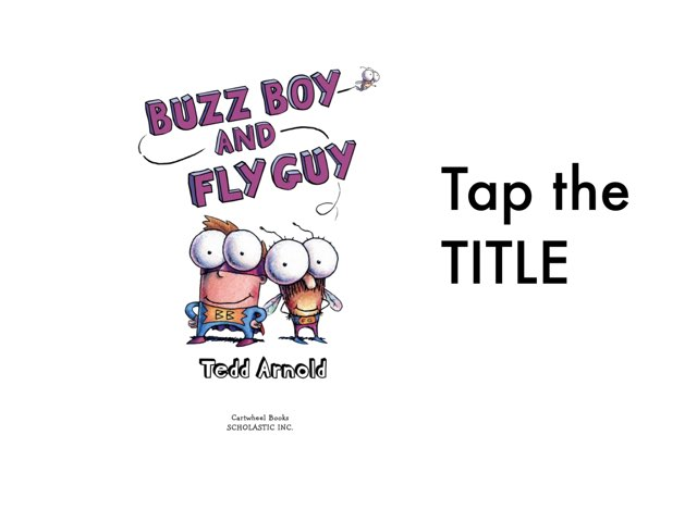 Buzz Boy And Fly Guy by TSD Library