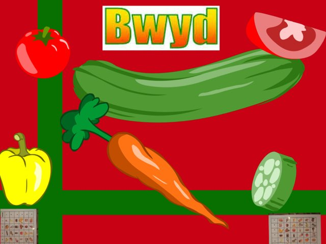 Bwyd by Jason rees