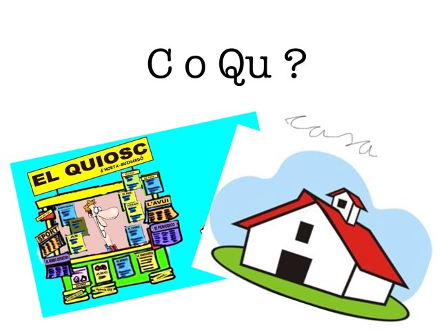 C o Qu by Irene Vizcaino