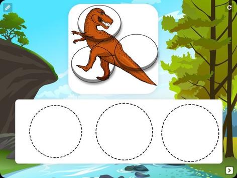Dinosaur Puzzle 🦕 by Yam Goddard