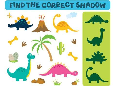 Dino Shadows by Hadi  Oyna