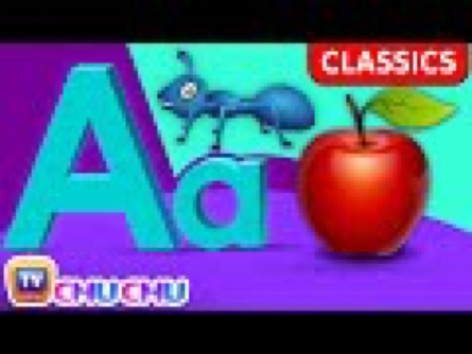 alphabet learning by Veera G