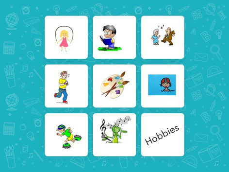 Hobbies by Jose Sanchez Ureña
