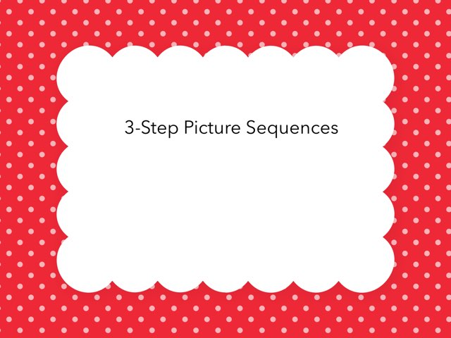 3 Step Sequence by Jenny Garver
