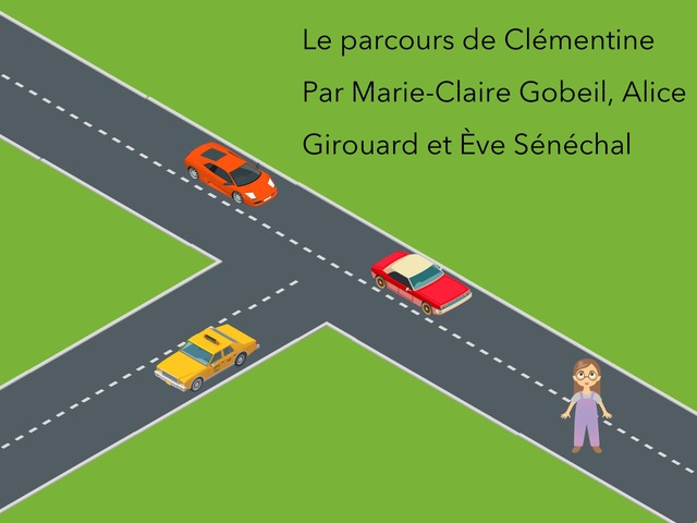 Le Parcours De Clémentine  by Marie-Claire Gobeil