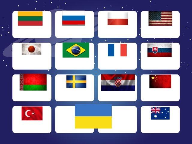 Countries Arnoldas  by Penktokai VPG