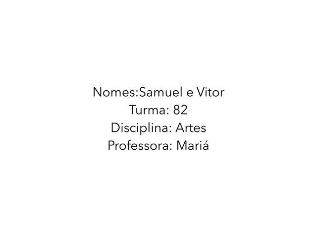 Vítor e Samuel by Rede Caminho do Saber