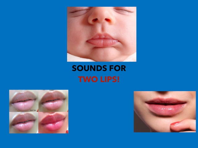 Sounds For Two Lips by Caren Rothstein
