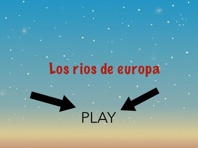 Los Rios de Europa by Mario Cerezo Pérez