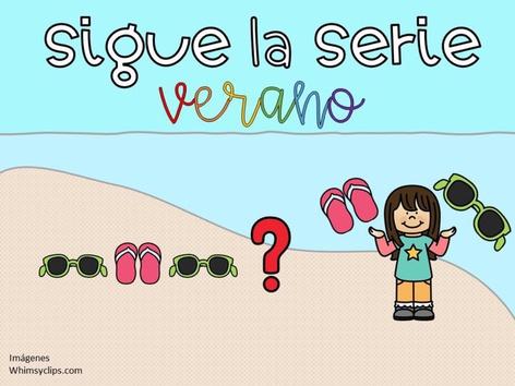 Sigue La Serie Verano by Sergio Mesa Castellanos