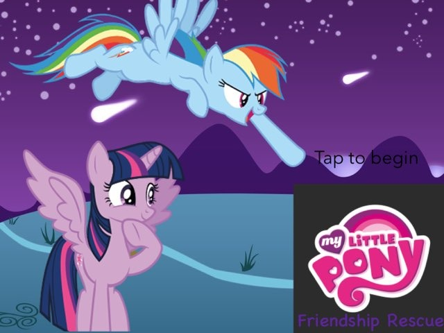 My Little pony: Friendship Rescue 1 by Callista Araida