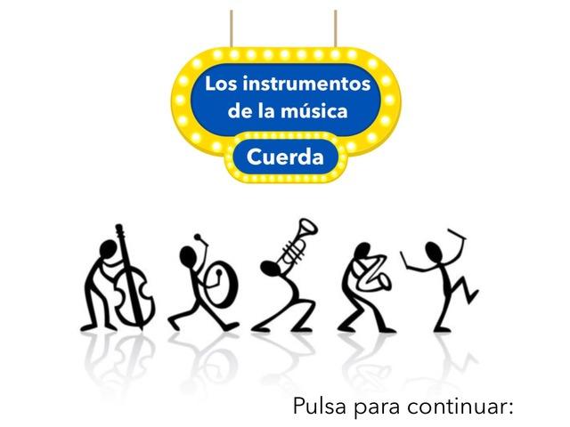 Los Instrumentos De La Música Juegos Online Gratis Para Niños En Sexto De Primaria Por Mario Bou Ortega
