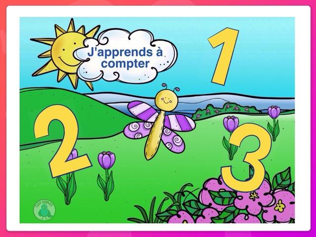Apprends À Compter by Sarah Jorge