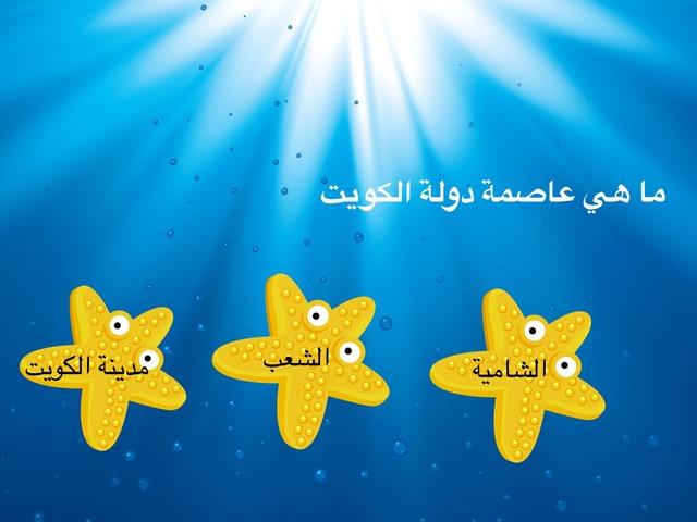 مادة العلوم by فاطمة الحسيني