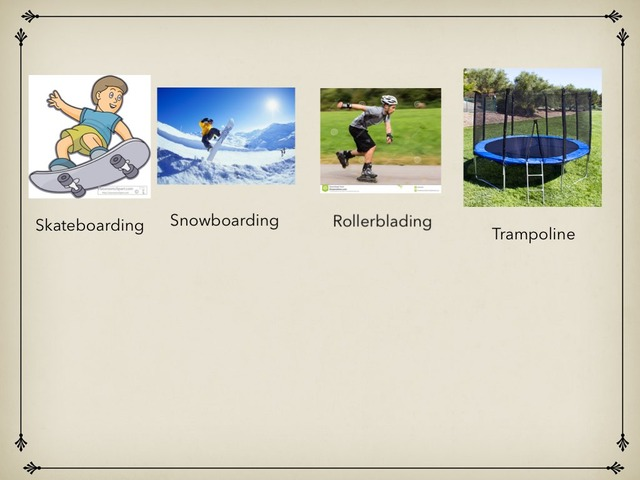 Sports by Manal Al-otaibi
