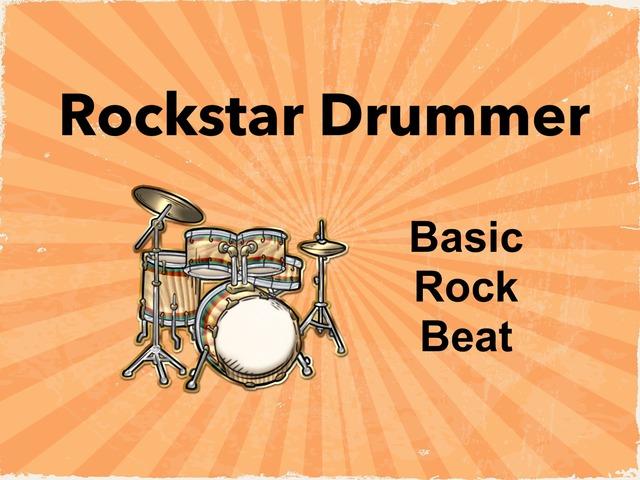 Rockstar Drummer  by A. DePasquale
