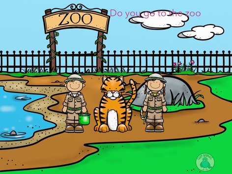 Zoo Fun  by Mayra Vega