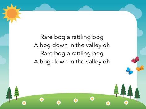Rattling Bog by Ginny Davis