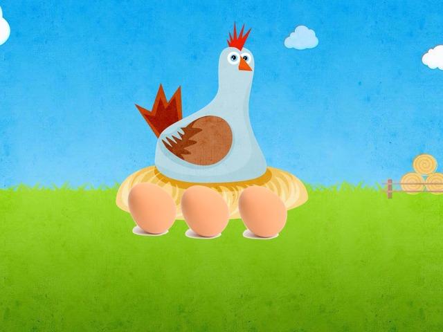 Hoeveel eieren zijn er weg? by Gerlieke ALferink
