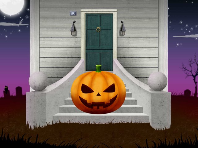 Les mots d'Halloween by Germain Catherine
