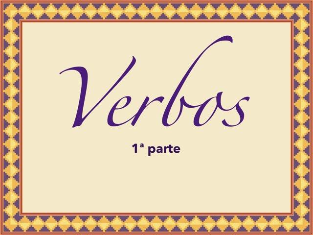 Verbos 1ª parte by Elysia Edu
