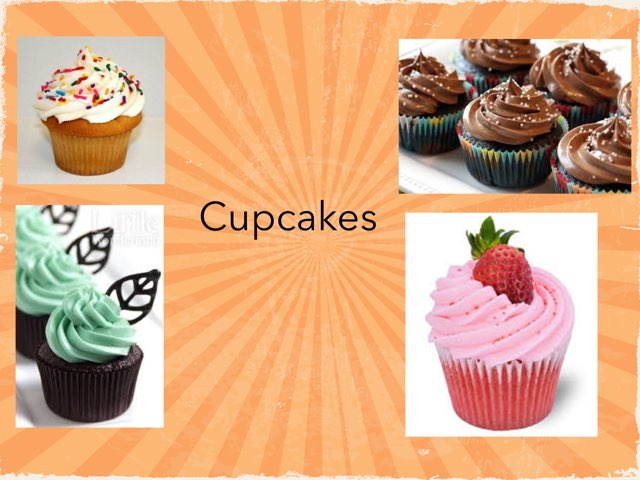 Guess The Cupcake  by Frances Chapin
