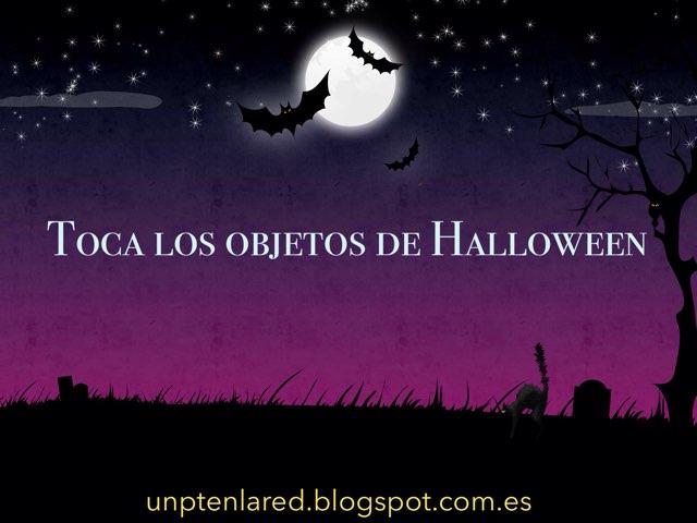 Toca Los Objetos De Halloween by Jose Sanchez Ureña